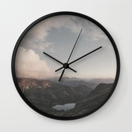Moonchild - Landscape Photography Wall Clock