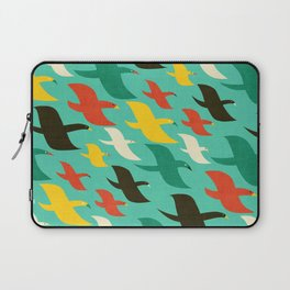 Birds are flying Laptop Sleeve