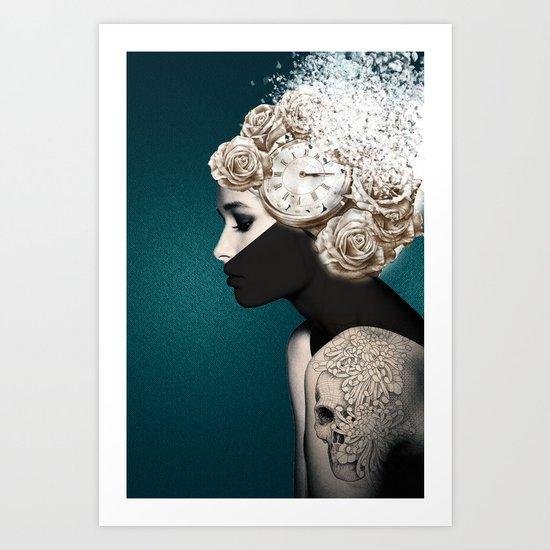 It's time! Art Print