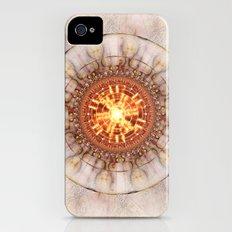 Aztec Medailon iPhone (4, 4s) Slim Case