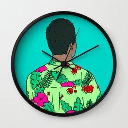 Jeremy Wall Clock