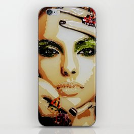 Glamor iPhone Skin