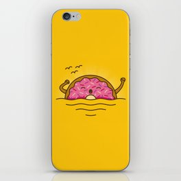 Good morning! - Cute Doodles iPhone Skin