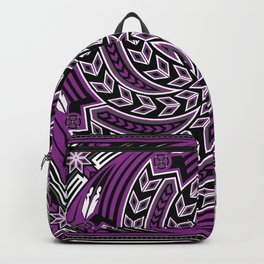 Wind Spirit (Purple) Backpack
