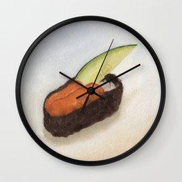 Uni Sushi Wall Clock
