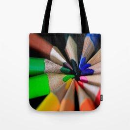 Color Box Tote Bag
