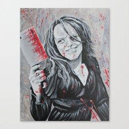 intoxicating blade Canvas Print