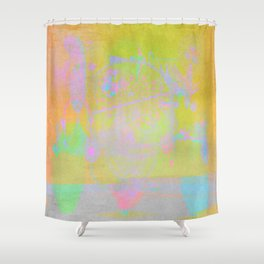 unbreakable #03 Shower Curtain