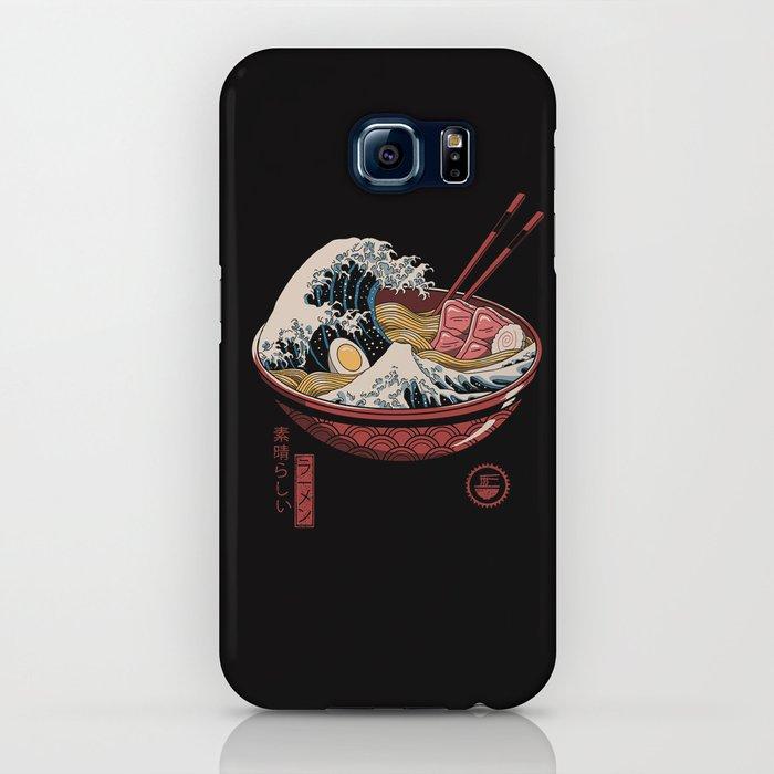Great Ramen Wave iPhone Case
