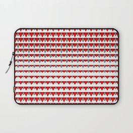 embers geometric pattern Laptop Sleeve