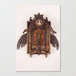 Gloria Mundi Shrine Canvas Print