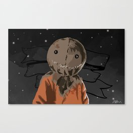Always Check Your Candy...  Canvas Print