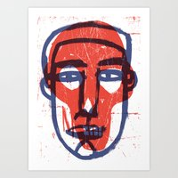 umbra sumus / 04 Art Print