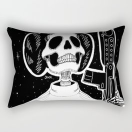 Leia (Stack's Skull Sunday) Rectangular Pillow