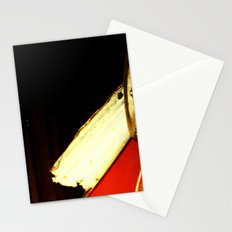 Abstract photo called Mowed Stationery Cards