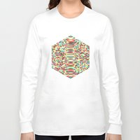 law Long Sleeve T-shirts featuring Faraday's Law by Donovan Justice