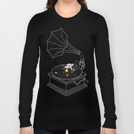 Star Track Long Sleeve T-shirt