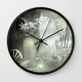 The perfect House Wall Clock
