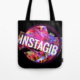 INSTAGIB Album Cover Tote Bag