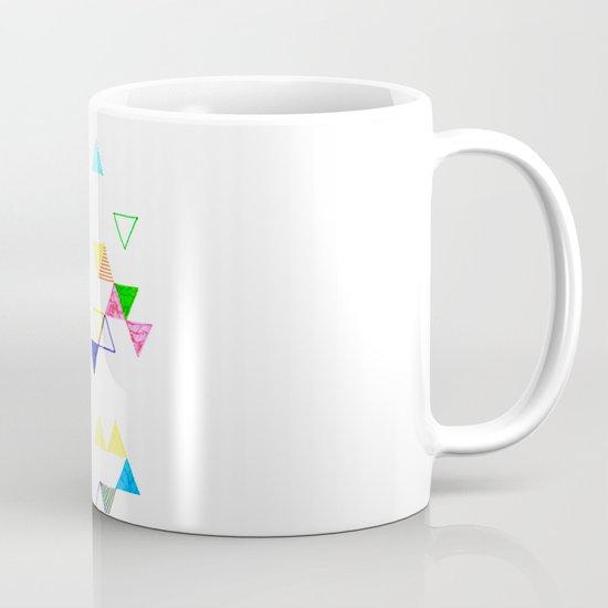 Falling Into Place Mug