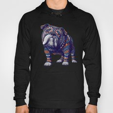 English Bulldog (Color Version) Hoody