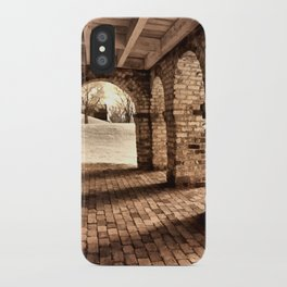 A Place of Rest iPhone Case
