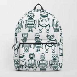 Beep Boop Backpack