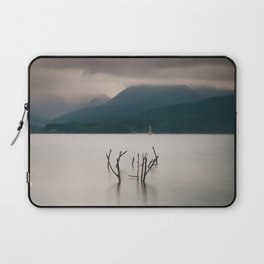 Ghostly Winds Laptop Sleeve