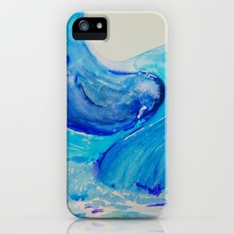 ICE OF GREENLAND iPhone Case