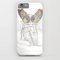 Miss Owl and butterfly friends at the Venice Carnival Slim Case iPhone 6s