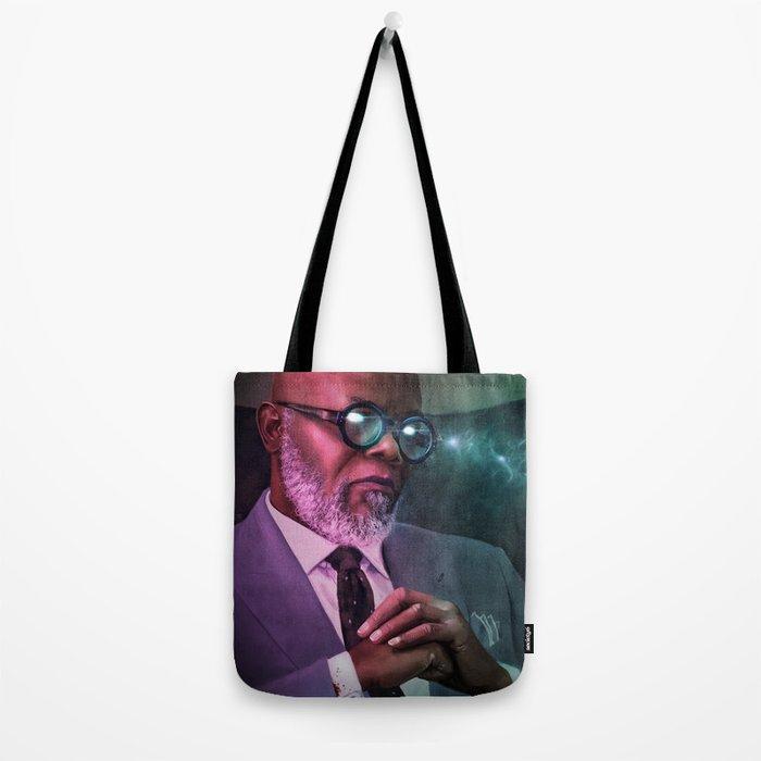 "Samuel ""The Warlock"" L. Jackson Tote Bag"