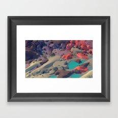 The Cradle Valley Framed Art Print