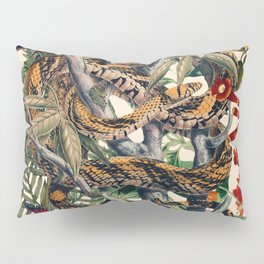 Dangers in the Forest II Pillow Sham