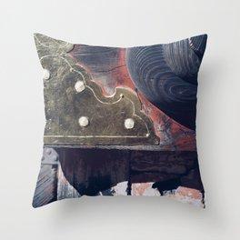 patina Throw Pillow