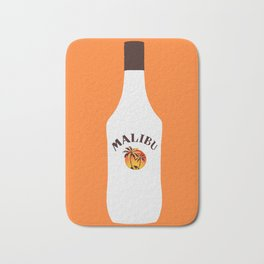 Malibu Bottle Bath Mat