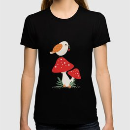 Autumn Bird T-shirt