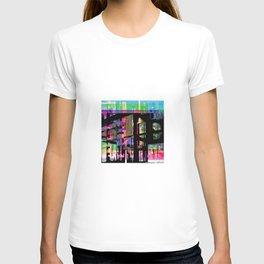 (roomier labor spectre eye) T-shirt