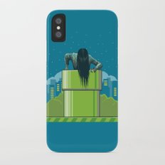 The wrong hole Slim Case iPhone X