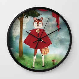 Bichette Wall Clock