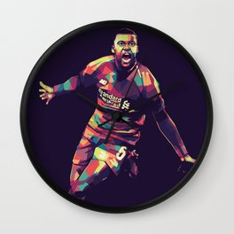 Wijnaldum on WPAP Pop Art Portrait Wall Clock