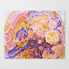 Animal Crackers Canvas Print