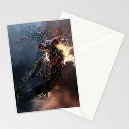 Evangelions legends Stationery Cards
