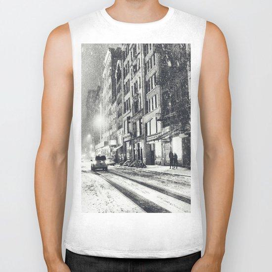 New York City Biker Tank