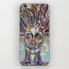 octdusa iPhone Skin