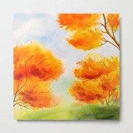 Autumn scenery #14 Metal Print
