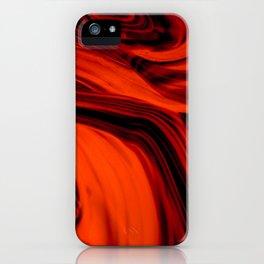 Solar Smoke iPhone Case