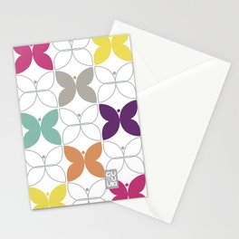 Multi Lullabies Stationery Cards