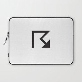Arrow non-secular mark. Laptop Sleeve