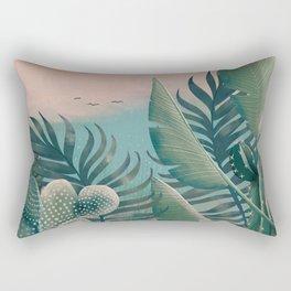 JUNGLE PARADISE Rectangular Pillow