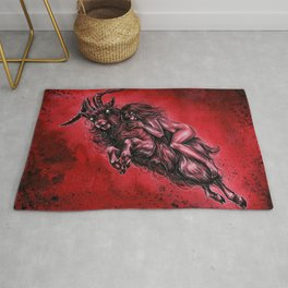 Flying deliciously Rug